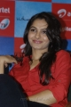 Actress Andrea Jeremiah in Red Shirt Pictures
