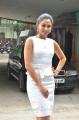 Actress Andrea Jeremiah White Skirt Pics @ Taramani Success Meet