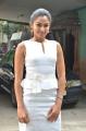 Actress Andrea Jeremiah Hot White Skirt Pics @ Taramani Success Meet