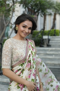Actress Andrea Jeremiah Images @ Master Movie Audio Release