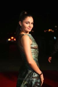 Actress Andrea Jeremiah Images @ SIIMA Awards 2019