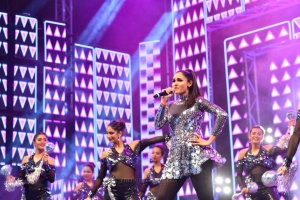 Actress Andrea Dance Performance Images @ SIIMA Awards 2019