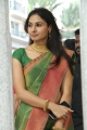 Actress Andrea Jeremiah Cute Silk Saree Images HD