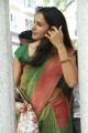 Actress Andrea Jeremiah in Silk Saree Images HD