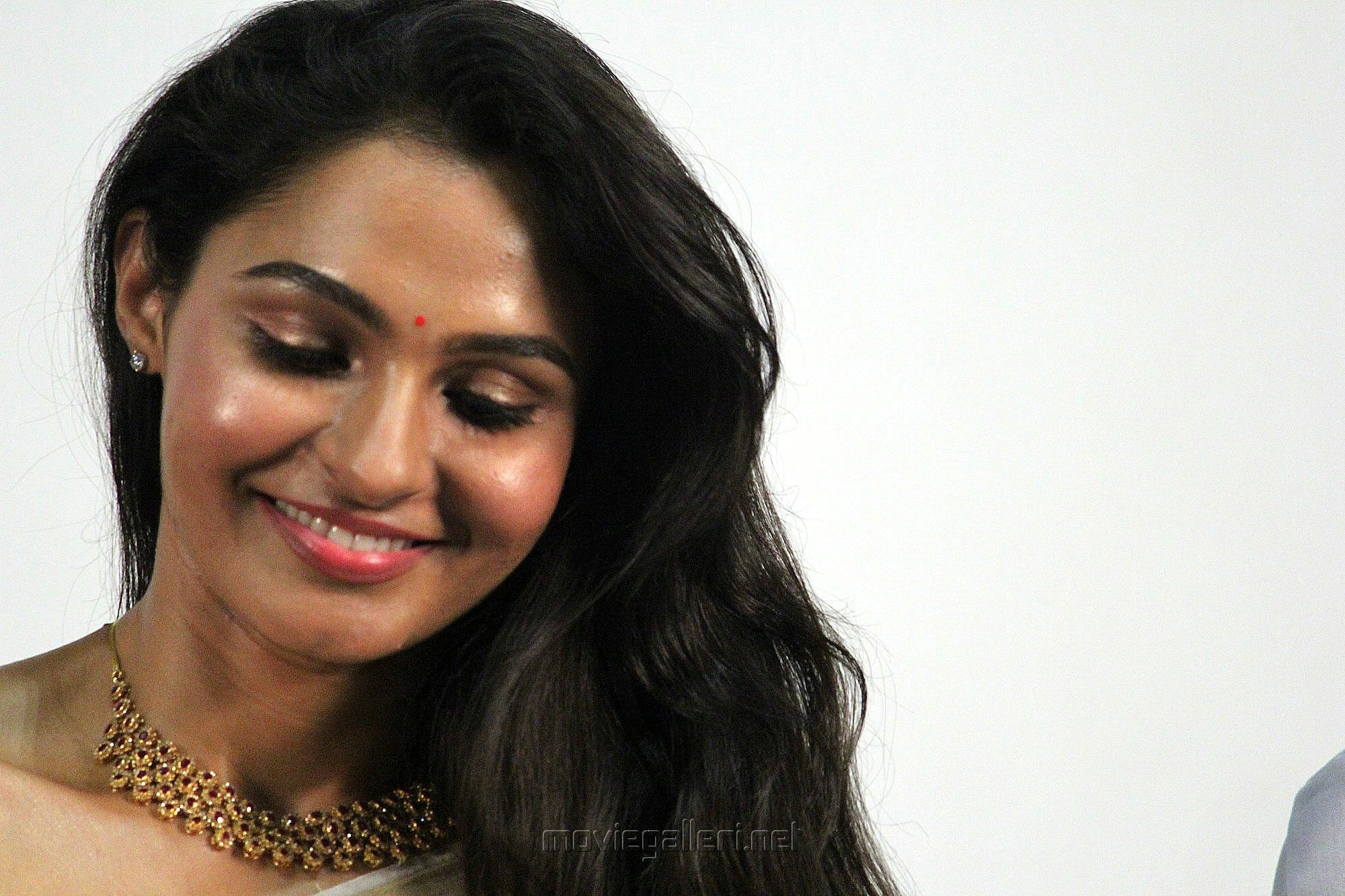 Actress Andrea Jeremiah HD Photos @ Vada Chennai Press Meet