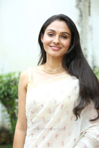 Actress Andrea Jeremiah Photos HD @ Vada Chennai Press Meet
