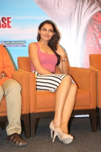 Actress Andrea Hot Latest Images @ Uttama Villain Pre-Release Press Meet