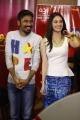 Dhanush, Amyra Dastur @ Anegan Movie Audio Launch Stills