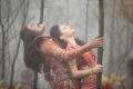 Dhanush, Amyra Dastur in Anegan Movie Photos