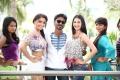 Aishwarya Devan, Dhanush, Amyra Dastur in Anegan Movie Photos