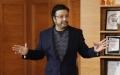Actor Karthik At Anegan Movie Stills
