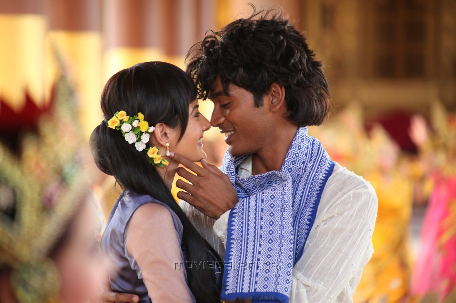 The Latest Dhanush Stills Covered At Business Of Tollywood Com ...