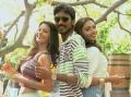 Amyra Dastur, Dhanush, Aishwarya Devan in Anegan Tamil Movie Stills