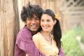 Dhanush, Amyra Dastur in Anekudu Movie Photos