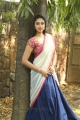 Actress Angana Roy Half Saree Pics @ 7 Naatkal Press Meet