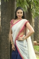 Actress Angana Roy Half Saree Stills