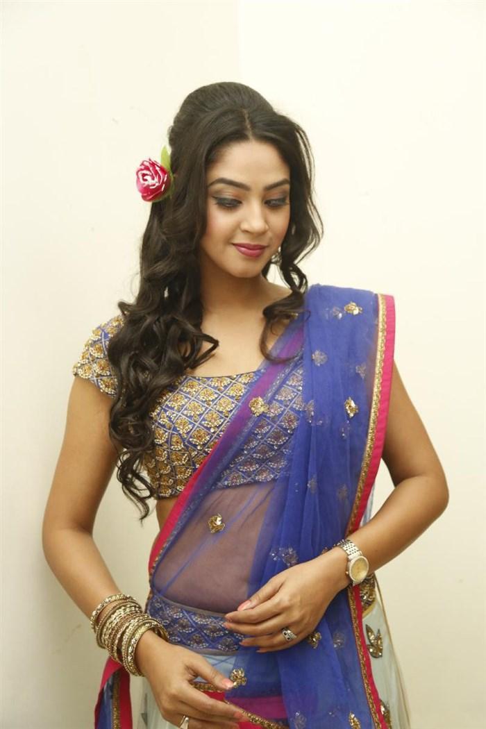 Actress Angana Rao Hot Stills @ Srimanthudu Audio Release