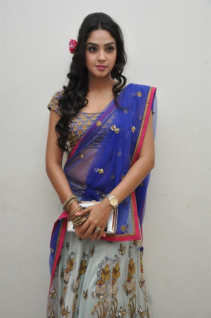 Actress Angana Roy Hot Stills @ Srimanthudu Audio Release