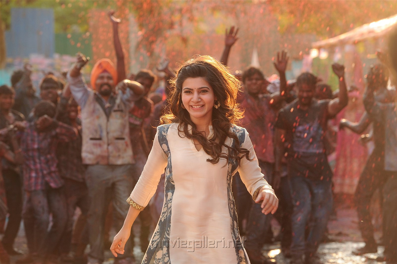 Anirudh Movie Heroine Samantha New Pics HD