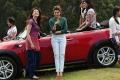 Pranitha, Kajal Agarwal in Anirudh Movie New Pics HD