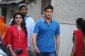 Samantha, Mahesh Babu in Anirudh Movie New Pics HD
