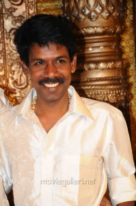 Director Bala at Anirudha Srikanth Wedding Reception Stills