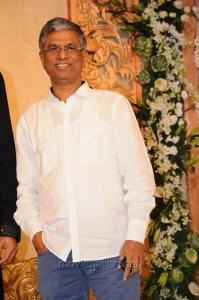SA.Chandrasekar @ Anirudha Srikanth Wedding Reception Stills