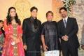 Actor Nassar @ Anirudha Srikanth Wedding Reception Stills