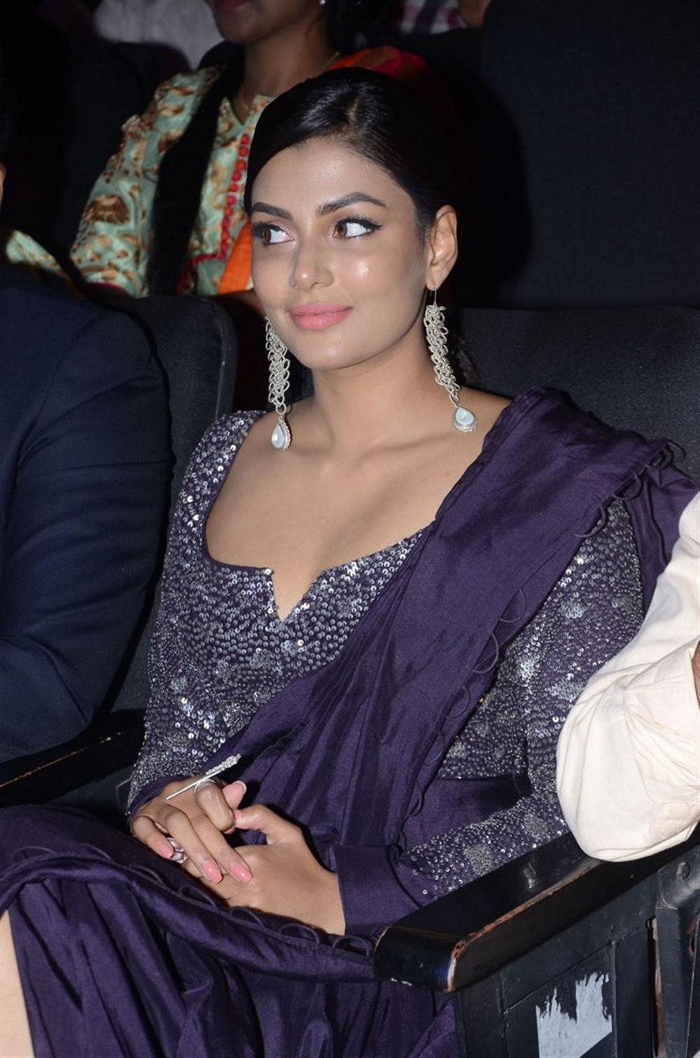 Actress Anisha Ambrose @ Ee Nagaraniki Emaindi Pre Release Photos