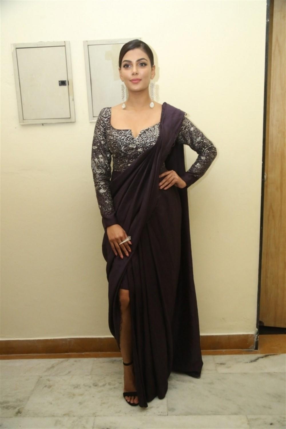 Actress Anisha Ambrose Photos @ Ee Nagaraniki Emaindi Movie Pre Release