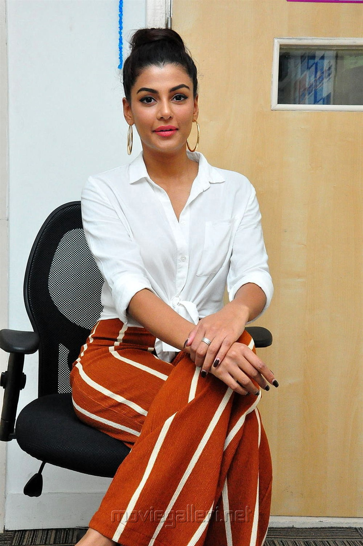 Actress Anisha Ambrose Pics @ Radio City