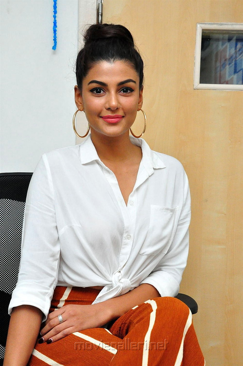 Actress Anisha Ambrose Pics @ Ee Nagaraniki Emaindi Second Song Launch