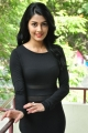 Actress Anisha Ambrose Hot Pictures in Black Dress