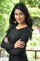 Telugu Actress Anisha Ambrose Pictures in Black Dress