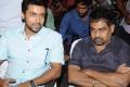 Lingusamy, Surya At Anjaan Movie Game Launch Stills