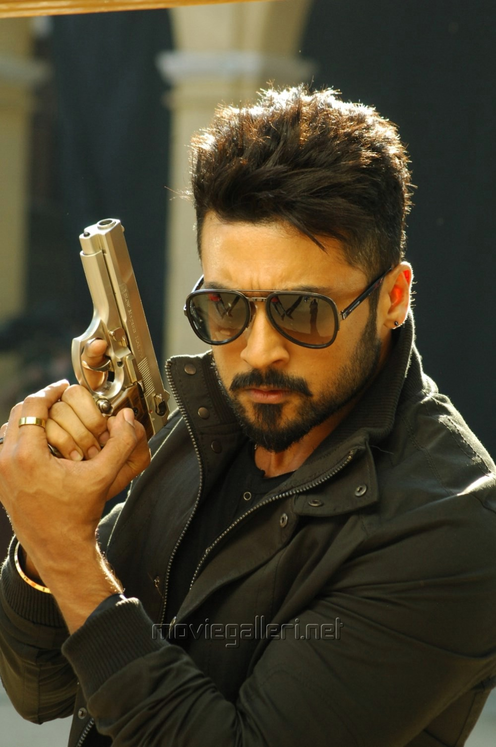 Picture 738134 Tamil Actor Suriya In Anjaan Movie Latest