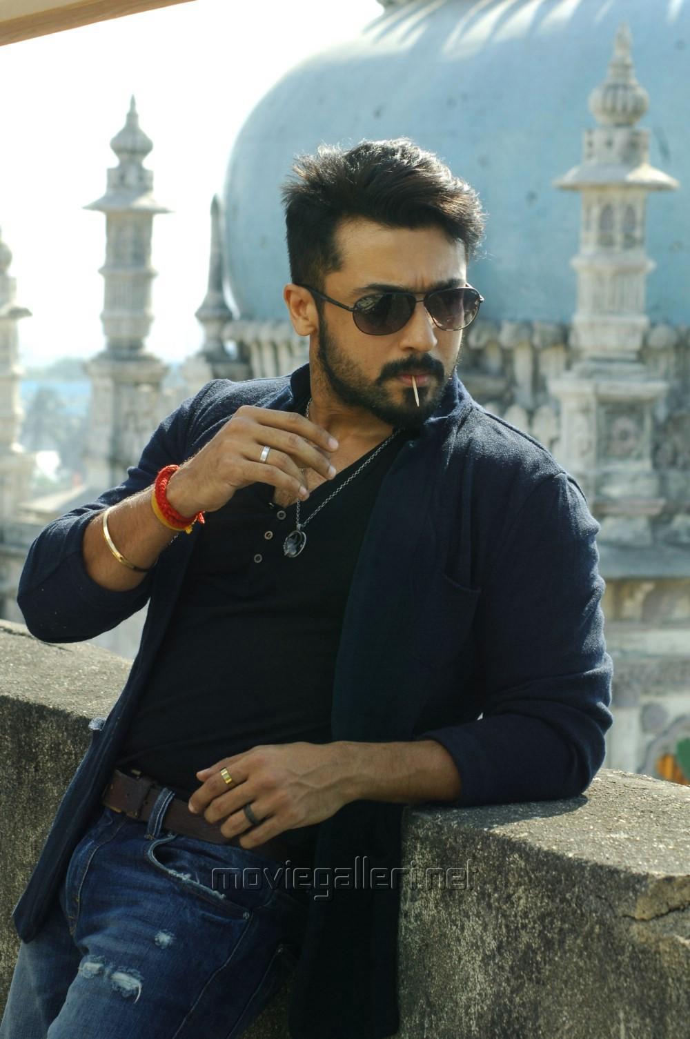 New surya movie