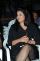 Actress Anjali in Hot Black Dress at Pranam Kosam Audio Release