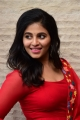 Vakeel Saab Heroine Anjali Cute Images in Red Churidar
