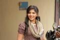 Vathikuchi Movie Actress Anjali Cute Smile Stills