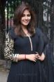 Taramani Actress Anjali Dark Blue Salwar Kameez Photos