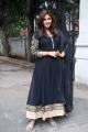 Actress Anjali Dark Blue Salwar Kameez Photos @ Taramani Success Meet