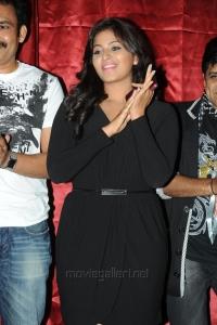 Actress Anjali New Hot Photos @ Geethanjali Movie Press Meet