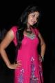Tamil Actress Anjali Hot in Pink Dress Pics
