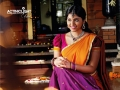 Tamil Actress Anjali in Half Saree Photoshoot Stills