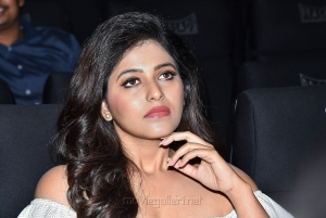 Lisaa Movie Actress Anjali Latest Pictures in White Skirt