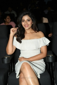 Lisaa Movie Actress Anjali White Skirt Pictures