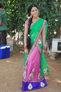 Actress Anjali Rao Stills @ Alochinchadi Movie Opening