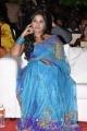 Actress Anjali in Saree Photos at SVSC Movie Audio Launch
