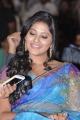 Beautiful Anjali Saree Photos at Seethamma Vakitlo Sirimalle Chettu Audio Release